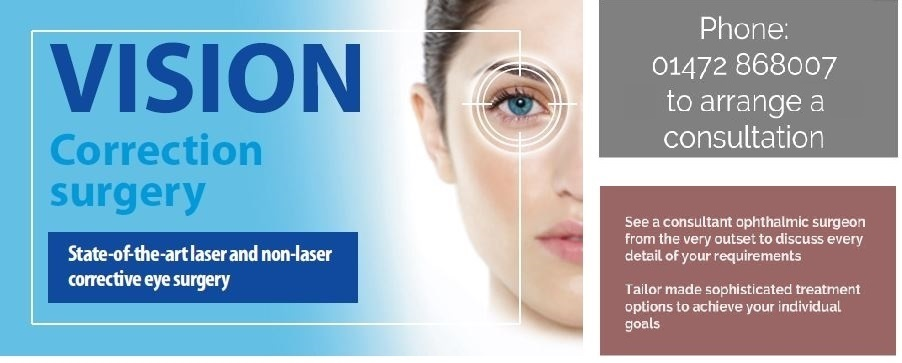 lasik vision correction essay